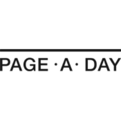 Page A Day Notepad Calendar 2021