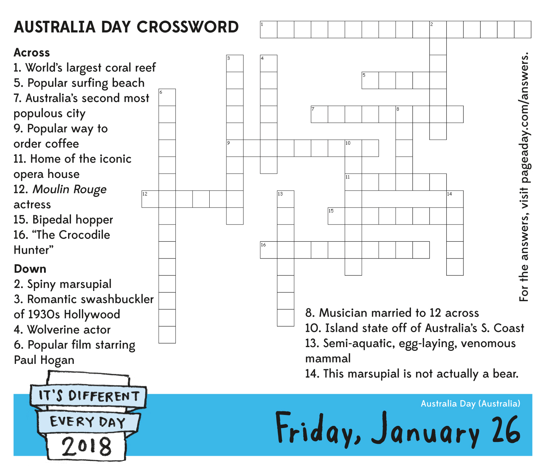 Friday, January 26, 2018 graphic